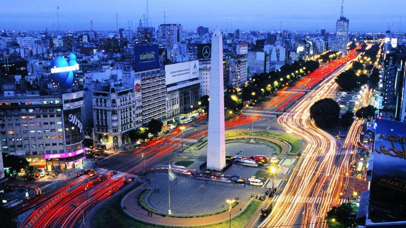 Один день в Буэнос-Айресе